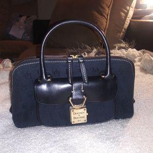 Dooney & Bourke Doomed Pocket Satchel Handbag